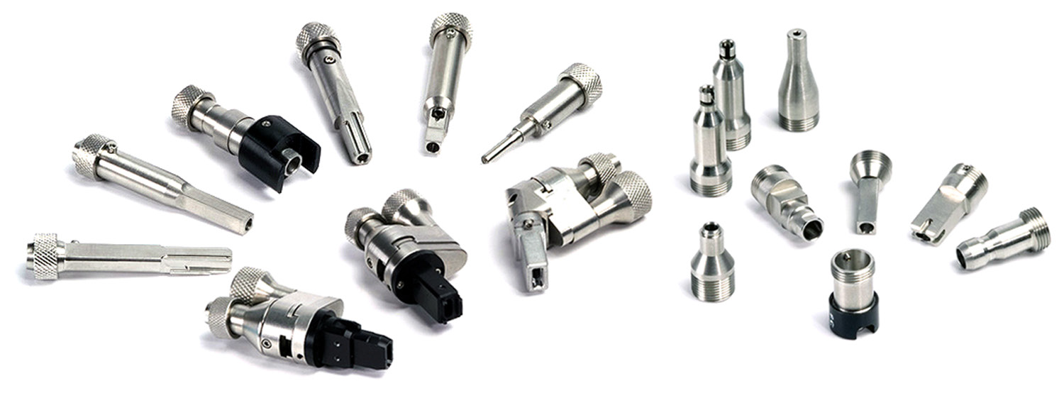 Viavi Tips and Adapters