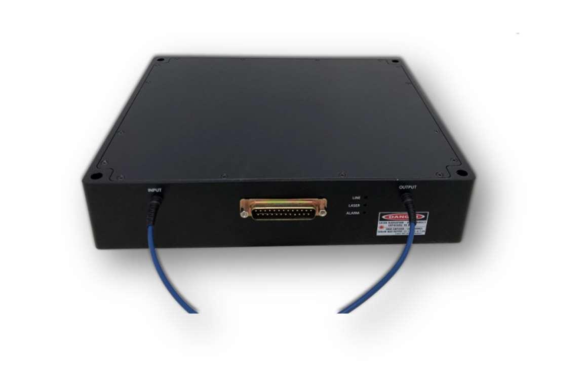 O-Band Fiber Amplifiers