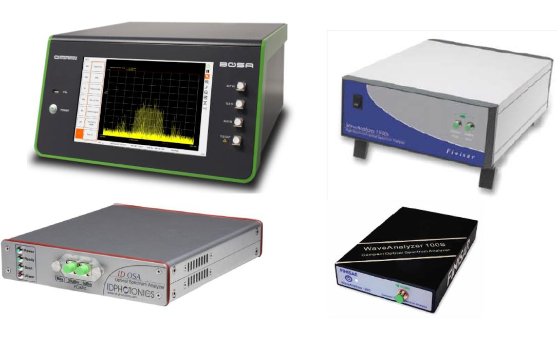 Optical Spectrum Analyzers
